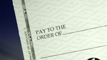 pay to the order